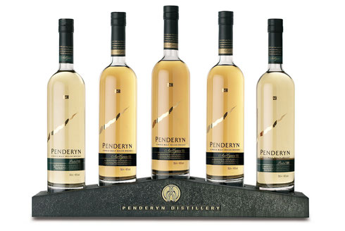 Penderyn Single Malt Whisky - Range
