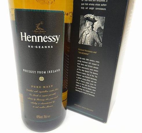 Whiskey von Hennessy - Na Geanna