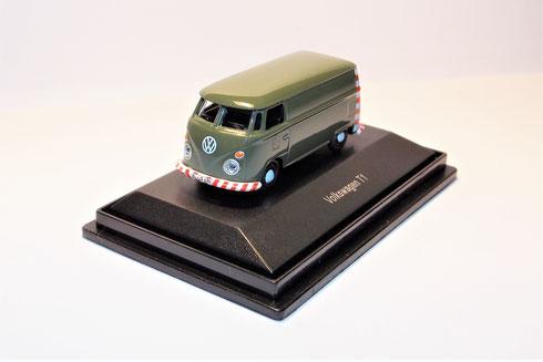 """Schuco 25867 H0 VW T1 Transporter """"Rheinbahn"""""""