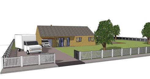 google sketchup pro 8 3d site de paulleflohic. Black Bedroom Furniture Sets. Home Design Ideas