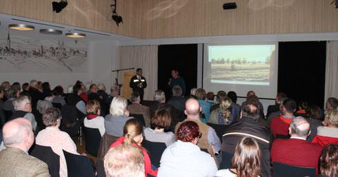 Vortrag und Film Wölfe in Fulda