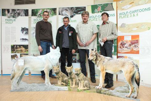 Wildbiologische Wochen Wolf im Umweltzentrum Fulda