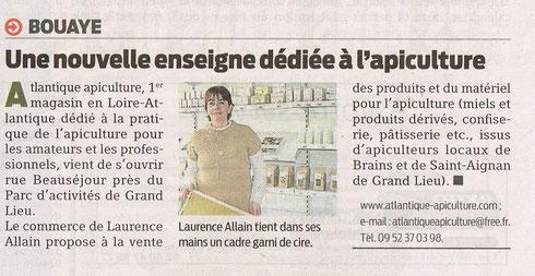 Presse Océan du 23 février 2012