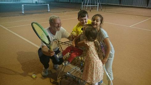 Wuppertal Tennis für Kinder