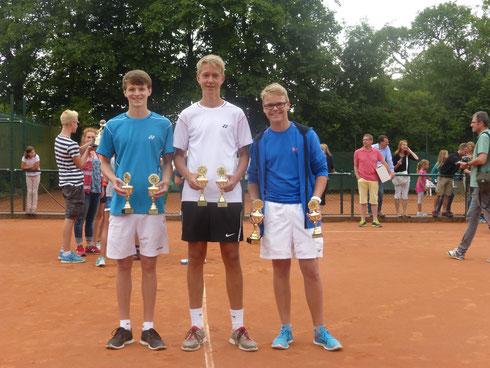 Wuppertal Tennishallenplatz