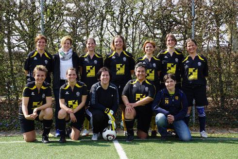 Seniorinnen/Trainingsgruppe Saison 2013/2014