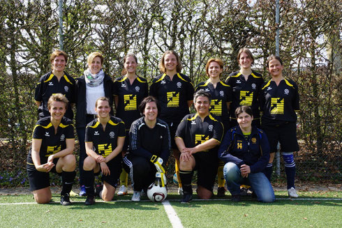 Seniorinnen/Trainingsgruppe Saison 2013/2014