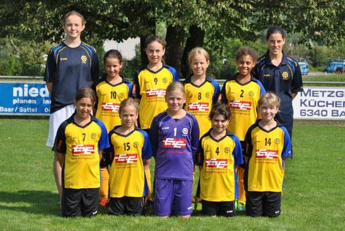 Juniorinnen E, Saison 2013/2014