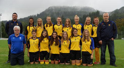 Frauen U23, Saison 2015/2016