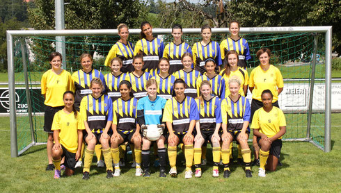 Damen 1 Saison 2011/2012