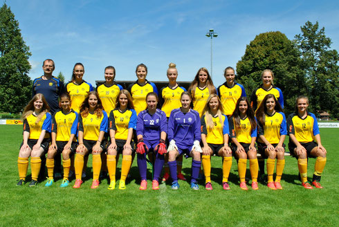 Frauen 2, Saison 2014/2015