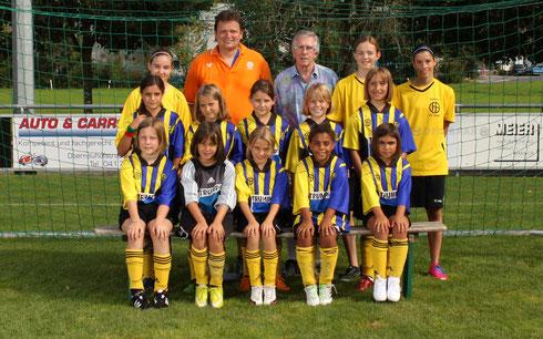 Juniorinnen E, Saison 2011/2012
