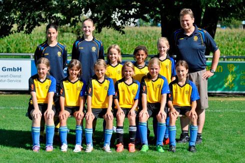 Juniorinnen E, Saison 2012/2013