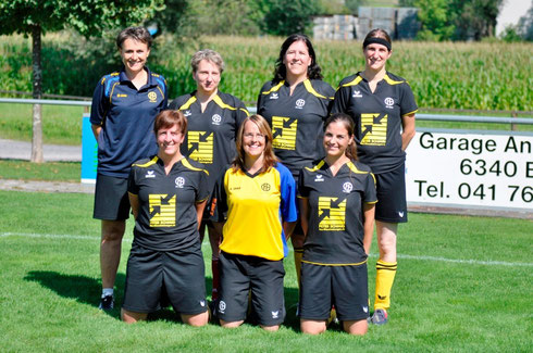 Seniorinnen/Trainingsgruppe Saison 2012/2013