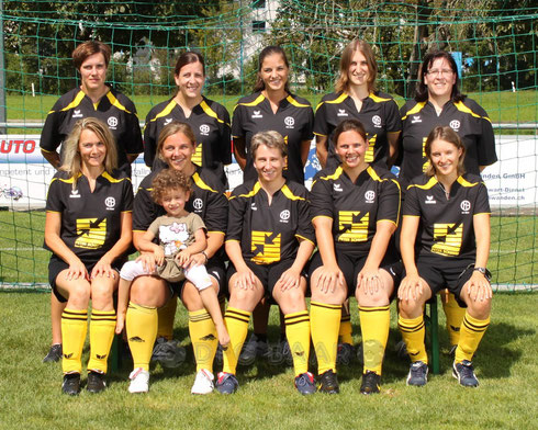 Seniorinnen/Trainingsgruppe Saison 2011/2012