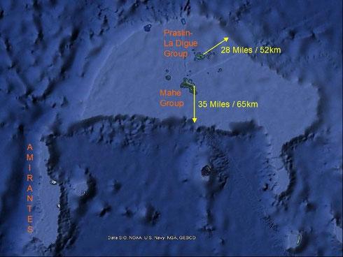 Seychellen angeln Übersicht