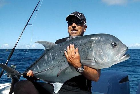 Seychelles fishing GT Dec. 2013