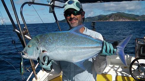Hookup-Fischfang