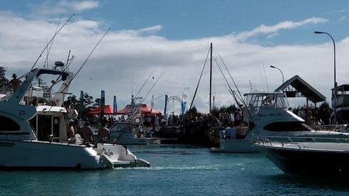 Seychellen angeln La Digue Turnier Okt. 2013