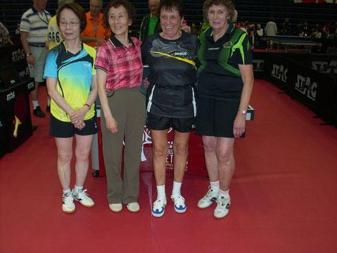 3. von links: Karla Gutschmidt