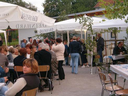 1. und einziges Niederberger Weinfest am 5.6.2004