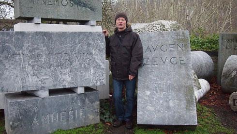 ZEICHEN VND SÄTZE, beim Ludwig Museum in Koblenz