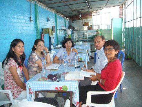 Reunión de coordinación... 17 Marzo 2014