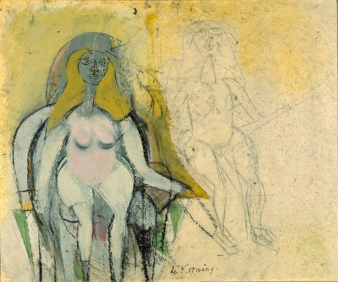 willem-de-kooning-seated-woman