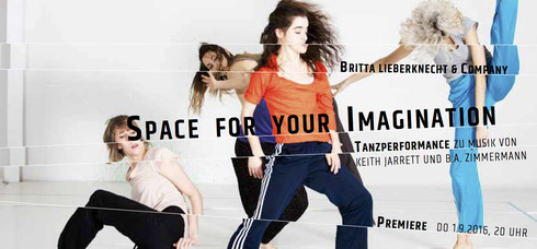 Britta Lieberknecht & Company SPACE FOR YOUR IMAGINATION