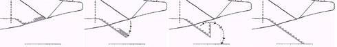 Nach diesem Prinzip öffnet sich die Hecktreppe/Courtesy: MD-80.com