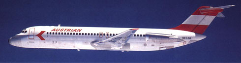 Mit der Douglas DC-9-32 auf Erfolgskurs/Courtesy: McDonnell Douglas