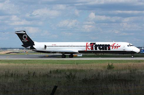 Im August 2010 für Air Moldova im Einsatz - ein Exemplar der Jetran Air/Courtesy: NicolasG
