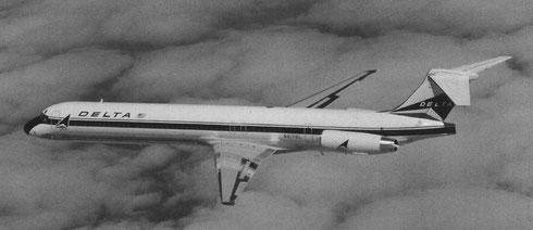 MD-88/Courtesy: McDonnell Douglas