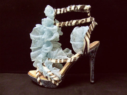 Shoes from: Zack Lo- Blue Violins