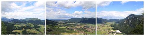 Rundblick vom Kienbergl