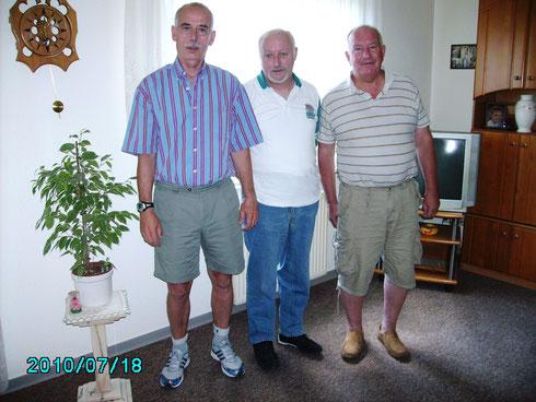 Drei alte Knacker