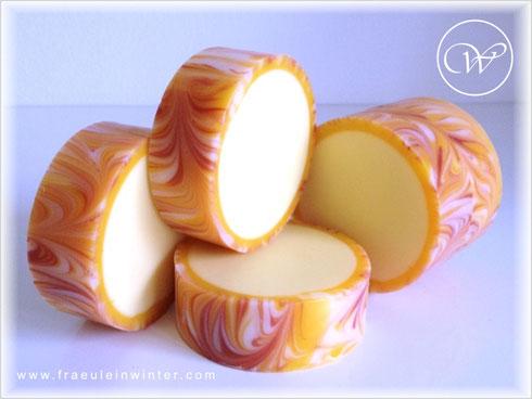 CP rim - Hülle aus cold process soap