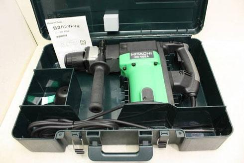 電動工具高価買取日立 ハンマドリル DH45SA