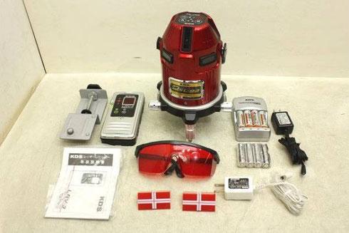 ムラテック KDS 高輝度レーザー墨出器 DSL-92