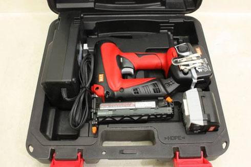 MAX 充電式ピンネイラ TJ-35P2-BC買取、致しました。