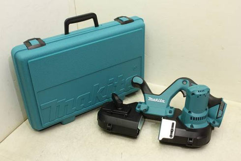 マキタ 充電式ポータブルバンドソー PB181DRFX