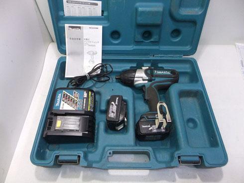 マキタ 充電式インパクトレンチ TW450D