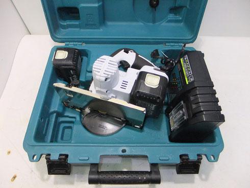 マキタ 125㎜充電式マルノコ HS470D画像