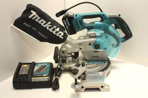 マキタ 165mm充電式卓上マルノコ LS600D