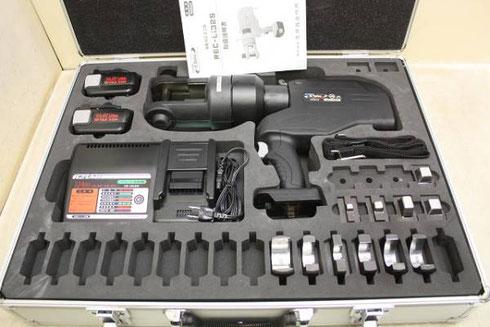 泉精器 充電油圧式工具 REC-Li325