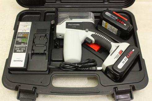パナソニック 充電角穴カッター EZ4543 高価買取致しました。