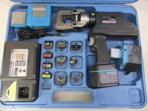 泉精器 圧着油圧式工具 ERobo REC150EM2