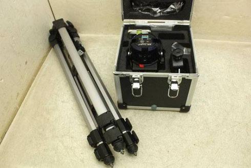 ムラテックKDS 高輝度レーザー墨出し器 ATL-65 三脚付高価買取致しました。