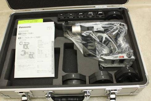 パナソニック 充電圧着器 EZ4641K-H