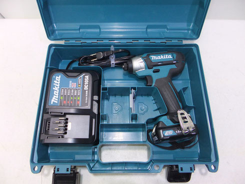 マキタ 充電式インパクトドライバ TD110D